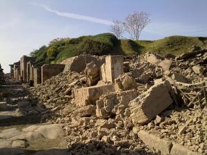 Crollo di Pompei