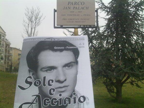 Jan Palach parco Brescia