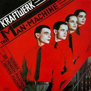 Kraftwerk - The Man-Machine copertina