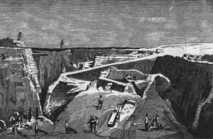 Schliemann - Troia scavi