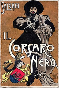 Il Corsaro Nero copertina