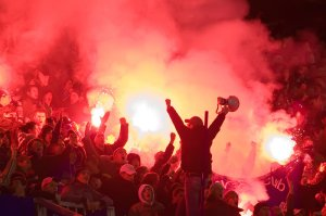 Ultras stadio