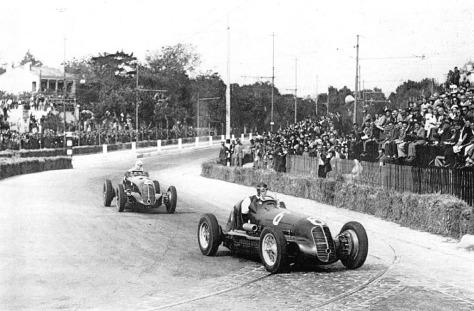 1946 GP de Marseilles, Tazio Nuvolari