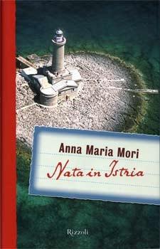 Nata in Istria, copertina