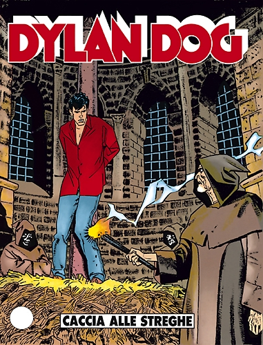 Dylan Dog - Caccia alle streghe (69, 1992)