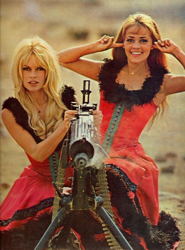 Brigitte Bardot Viva Maria